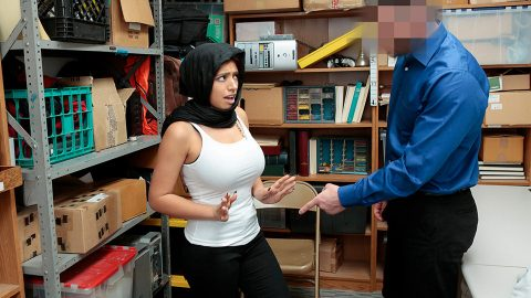 Shoplyfter monica sage fucked sideways by the lp officer - 2 1