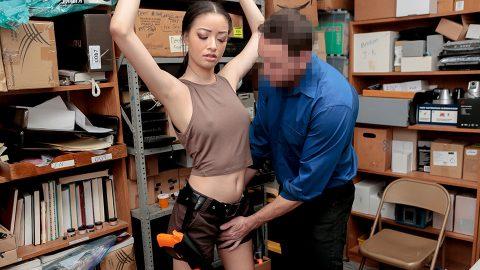 Shoplifting porn